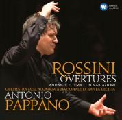 Orchestra dell'Accademia Nazionale di Santa Cecilia, Antonio Pappano: Rossini: Overtures - CD