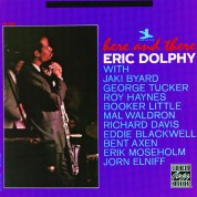 Eric Dolphy: Here & There - CD
