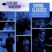 Çeşitli Sanatçılar: Jazz Inspiration Swing Classics - CD