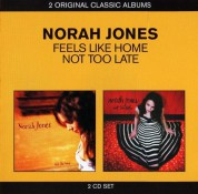 Norah Jones: Feels Like Home / Not Too Late - CD