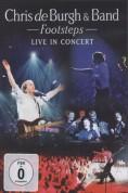Chris De Burgh: Footsteps: Live In Concert - DVD