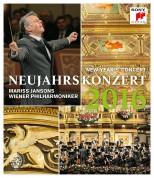 Mariss Jansons, Wiener Philharmoniker: New Year's Concert 2016 - BluRay