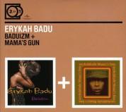 Erykah Badu: Baduizm / Mama's Gun - CD