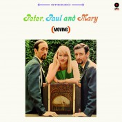 Peter, Paul & Mary (Moving) + 2 Bonus Tracks! - Plak