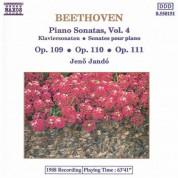 Jeno Jando: Beethoven, L. Van: Piano Sonatas Nos. 30-32, Opp. 109-111 - CD