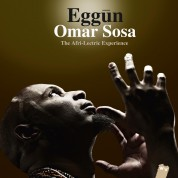 Omar Sosa: Eggun - The Afric-Lectric  Experience - CD