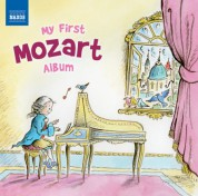 Çeşitli Sanatçılar: My First Mozart Album - CD
