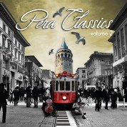 Çeşitli Sanatçılar: Pera Classics 2 - Plak