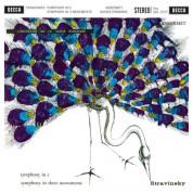 Orchestre de la Suisse Romande, Ernest Ansermet: Stravinsky: Symponies - Plak