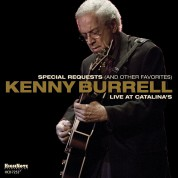 Kenny Burrell: Special Requests (and Other Favorites) - Plak