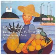 Roberto Minczuk, Sao Paulo Symphony Orchestra, Sao Paulo Symphony Orchestra Choir: Heitor Villa-Lobos & Bachianas Brasileiras Nos.7-9 - CD