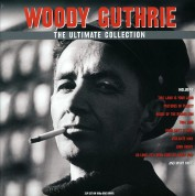 Woody Guthrie: The Ultimate Collection (Grey Vinyl) - Plak
