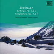 Slovak Radio Symphony Orchestra: Beethoven: Symphonies Nos. 1 and 6 - CD