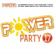 Çeşitli Sanatçılar: Power Party 2017 - CD