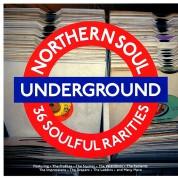 Çeşitli Sanatçılar: Northern Soul Underground (Red Vinyl) - Plak