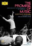 Gustavo Dudamel, Simón Bolívar Youth Orchestra of Venezuela: The Promise Of Music - DVD