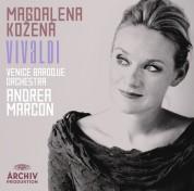Andrea Marcon, Magdalena Kožená, Venice Baroque Orchestra: Vivaldi: Opera & Oratorio Arias - CD