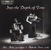 Nobuko Imai, Mie Miki: Into the Depth of Time - Japanese music for accordion and viyola - CD