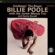 Billie Poole: Confessin Blues - CD