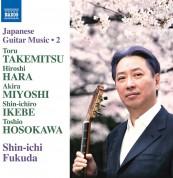 Shin-Ichi Fukuda - Japanese Guitar Music Vol.2 - CD