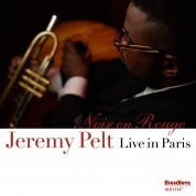 Jeremy Pelt: Noir En Rouge - Live In Paris - CD