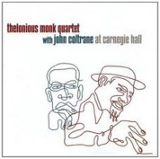 Thelonious Monk: At Carnegie Hall (w/ John Coltrane) - Plak