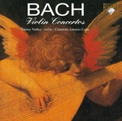 Emmy Verhey, Camerata Antonio Luco, Rainer Kussmaul, Henk Rubingh, Thomas Hengelbrock, Amsterdam Bach Soloists: J.S. Bach: The Violin Concertos - CD