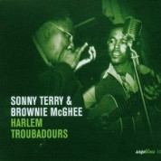 Sonny Terry, Brownie Mcghee: Harlem Troubadours - CD