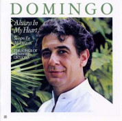 Plácido Domingo: Ernesto Lecuona: Lieder - Always in my Heart - CD
