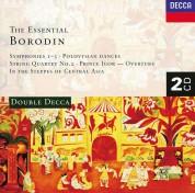 Ernest Ansermet, Borodin String Quartet, Jean Martinon, Sir Georg Solti, Nicolai Ghiaurov, Vladimir Ashkenazy: Borodin: The Essential Borodin - CD