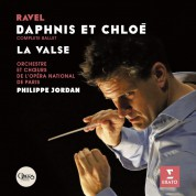 Orchestre du Theatre National de l'Opera de Paris, Philippe Jordan: Ravel: Daphnis & Chloe, La Valse - CD