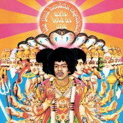 Jimi Hendrix: Axis Bold As Love - Plak
