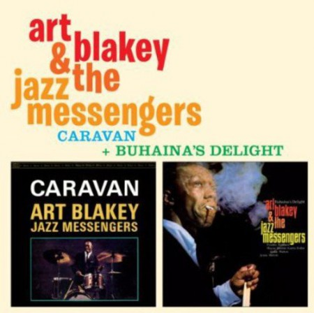 Art Blakey: Caravan + Buhaina's Delight - CD