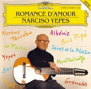 Narciso Yepes - Romance d' amour - CD