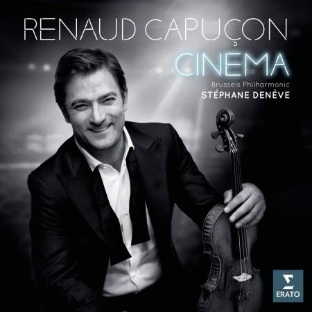 Renaud Capuçon: Cinema - Plak