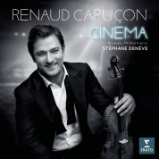 Renaud Capucon: Cinema - Plak
