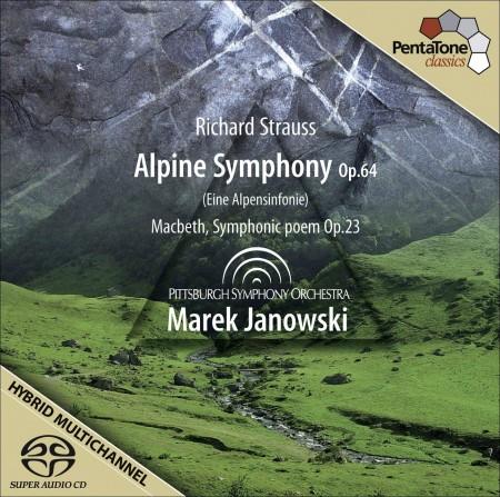 Marek Janowski, Pittsburgh Symphony Orchestra: Strauss: Alpine Symphony Op. 34 - SACD