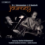 Trondheim Symphony Orchestra, Øystein Baadsvik, Lakshminarayana Subramaniam: Journey - Music for Indian Violin & Tuba - EP