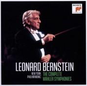Leonard Bernstein, New York Philharmonic Orchestra: Mahler: The Complete Symphonies - CD