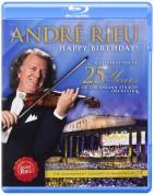 André Rieu: Happy Birthday! - BluRay