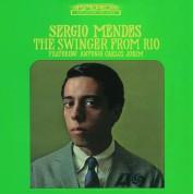 Sérgio Mendes: Swinger From Rio - Plak