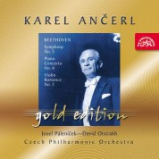 Czech Philharmonic Orchestra, Karel Ancerl: Ludwig Van Beethoven - CD