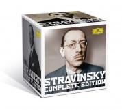 Çeşitli Sanatçılar: Stravinsky: Complete Edition - CD