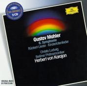 Berliner Philharmoniker, Christa Ludwig, Herbert von Karajan: Mahler: Symphony No. 6, Lieder - CD