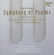 Monteverdi Choir, London Symphony Orchestra, John Eliot Gardiner: Stravinsky/ Boulanger: Symphony Of Psalms, 2 Psalm - CD