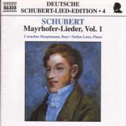 Cornelius Hauptmann: Schubert: Lied Edition  4 - Mayrhofer, Vol.  1 - CD