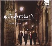 Cuarteto Casals: Metamorphosis (Bartok, Ligeti, Kurtag) - CD
