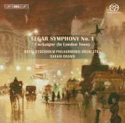 Royal Stockholm Philharmonic Orchestra, Sakari Oramo: Elgar: Symphony No.1 - SACD