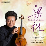 Lu Siqing, Taipei Chinese Orchestra, Yiu-Kwong Chung: Butterfly Lovers - SACD