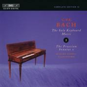 Miklós Spányi: C.P.E. Bach: Solo Keyboard Music, Vol. 2 - CD